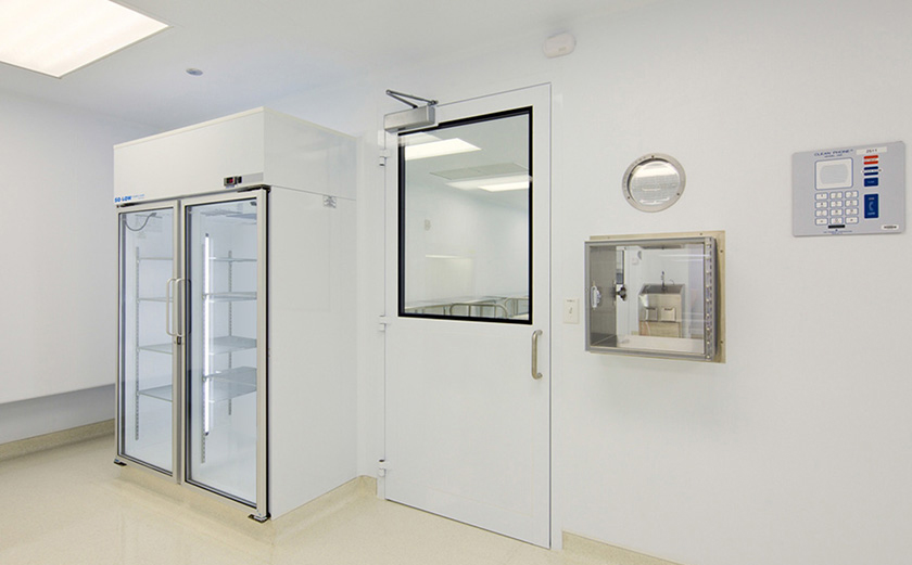 Misterium® Modular Cleanroom Systems, Technology, and Software